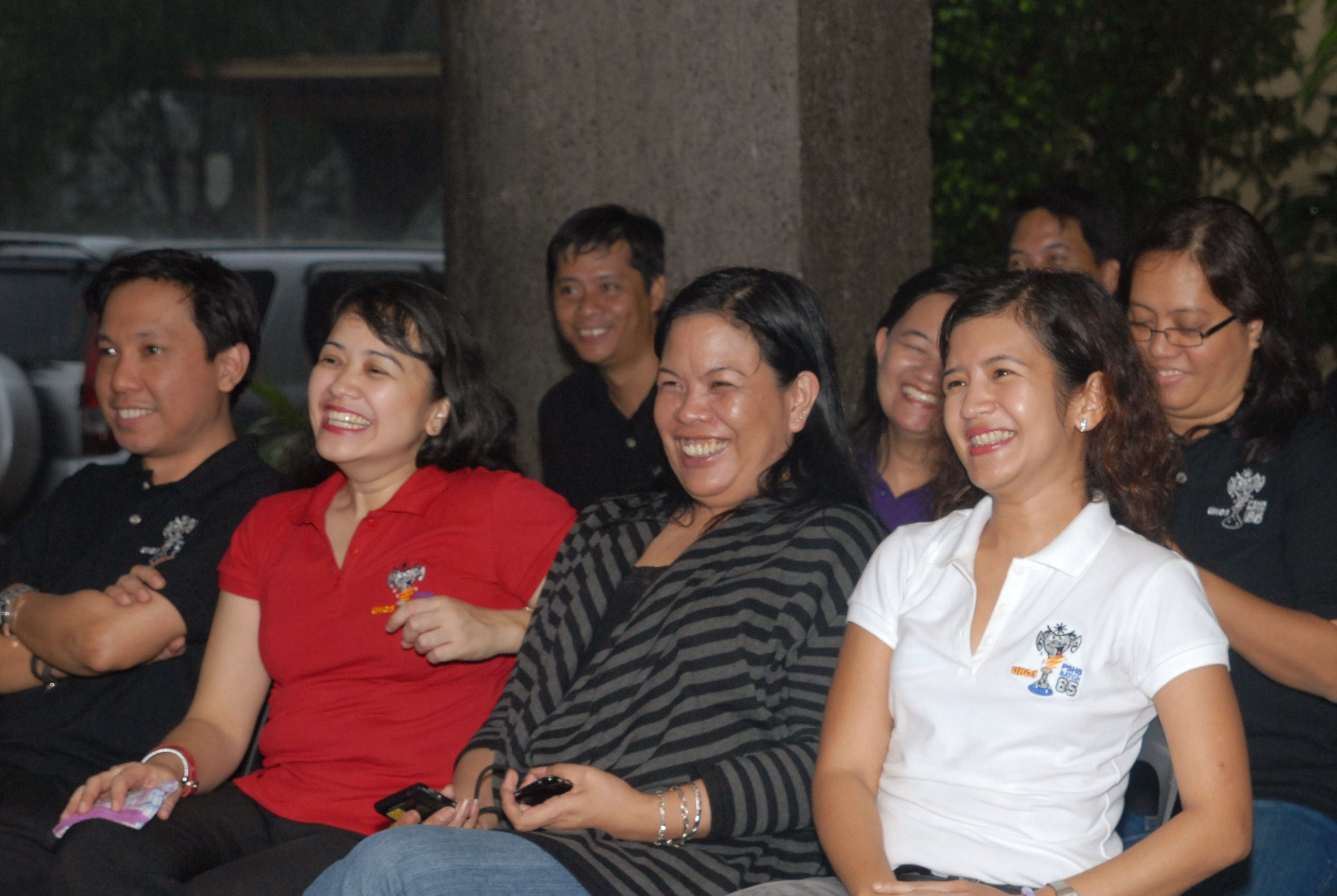 Alumni audience