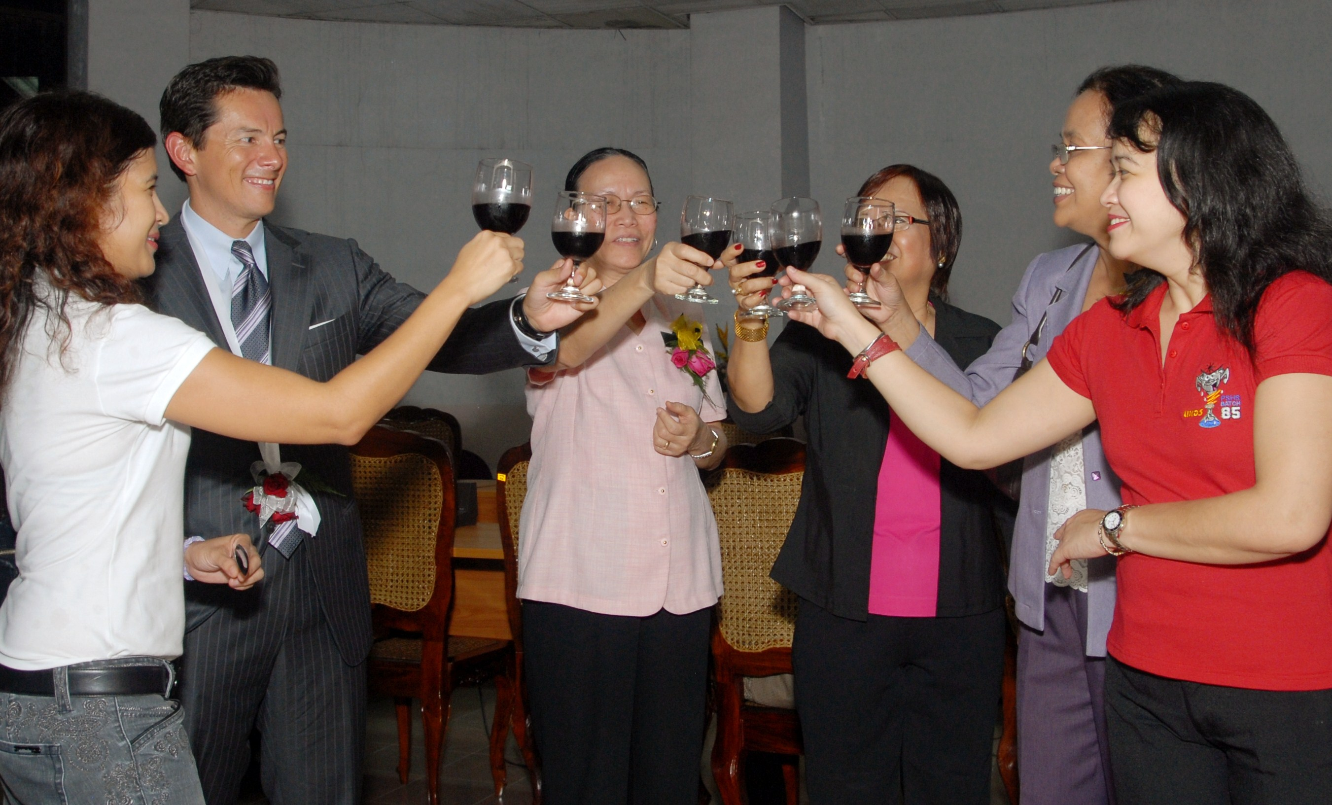 Toast to PSHS Batch 85
